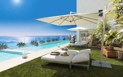 Nuevo residencial en primera línea de Playa Muchavista